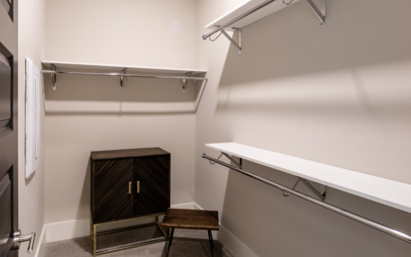 Phase II Walk-In Closet at Village at Commonwealth