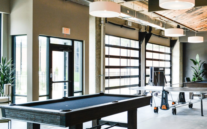 Phase II Game Room at Village at Commonwealth
